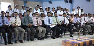 Diyatalawa Stroke Master Class audience.