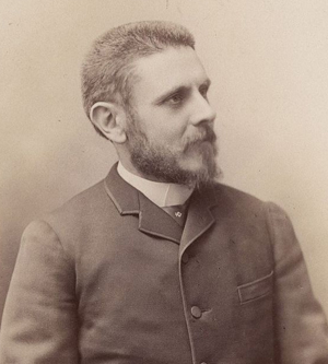 Pierre Marie (1853-1940). SAKW's first influence in Paris.