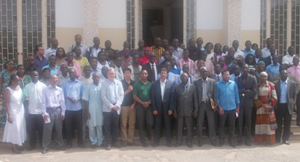 A training course in neurology and epileptology in Dakar, with trainees and faculty coming from different continents.