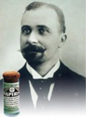 Figure 1. Felix Hoffmann