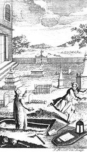 Figure 5. Fear of being buried alive (1746).