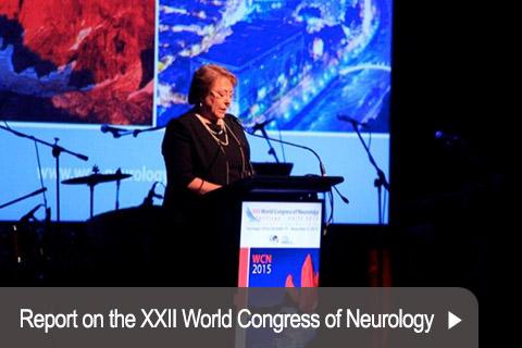 Report on the XXII World Congress of Neurology