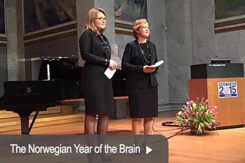 The Norwegian Year of the Brain