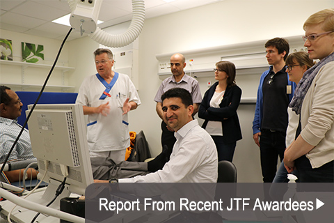 Report From Recent Junior Traveling Fellowship Awardees