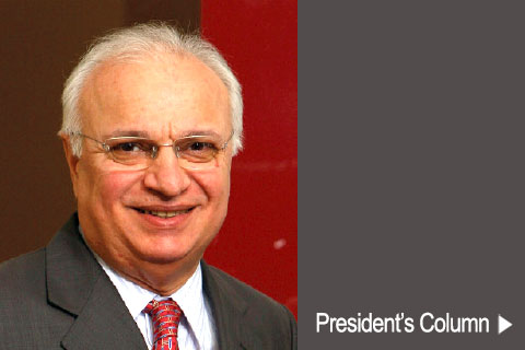 PRESIDENT'S COLUMN How Does the WCN Enhance Regions?