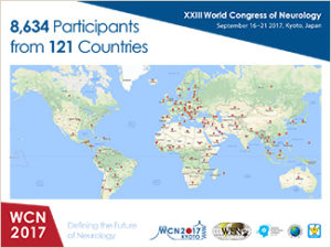 The XXIII World Congress of Neurology Kyoto: A Successful Congress on calicut world map, jakarta on world map, beijing on world map, nagasaki on world map, malacca on world map, mecca on world map, gobi desert on world map, luanda on world map, osaka on world map, lima on world map, okinawa on world map, philadelphia on world map, mombasa on world map, xian on world map, hokkaido on world map, annam on world map, agra on world map, canton on world map, lhasa on world map, lisbon on world map,