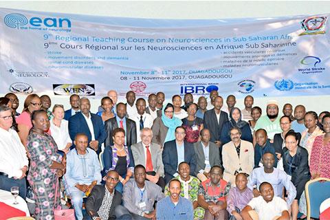 Regional Teaching Course in Sub-Saharan Africa