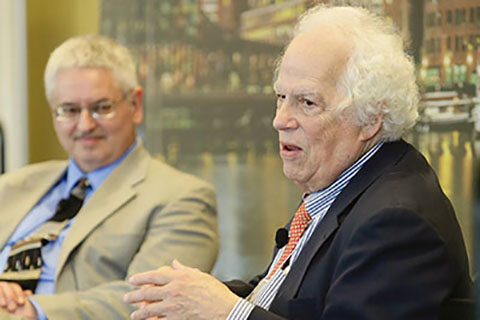 """Receiving """"the Call"""" From the Nobel Committee In an oral history interview for the American Academy of Neurology, conducted April 27, 2017, at the Boston Convention Center, I spoke with Nobel laureate Stanley B. Prusiner, the only living neurologist who has won a Nobel Prize (Lanska and Klaffke, 2017, Lanska, 2017)."""