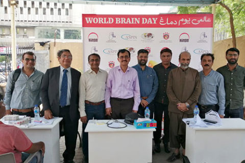 Migraine: The Painful Truth – World Brain Day 2019 in Pakistan The Neurology Awareness and Research Foundation (NARF) in Pakistan organized countrywide activities to mark the fifth Annual World Brain Day, with the theme Migraine: The Painful Truth. Migraine affects one in seven people and, together with other headache disorders, is one of the leading causes of disability worldwide.