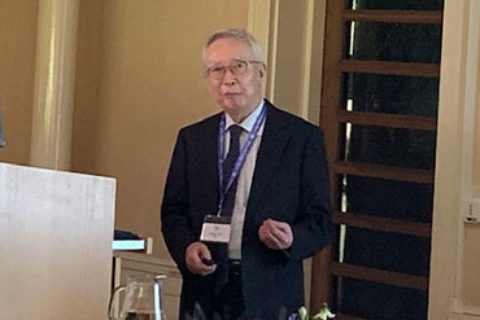 The Nonaka Lecture at the 2019 Oxford Muscle Symposium The Oxford muscle symposium is an annual meeting of muscle specialists under the leadership of David Hilton Jones and Monika Hofer. This year's meeting took place July 12-13 in Worcester College in Oxford, United Kingdom.
